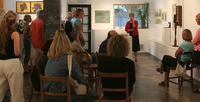artist talk: Susan Schultz