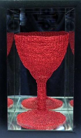 CHALLIS RED