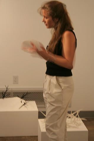 artist talk: Sharon Didato