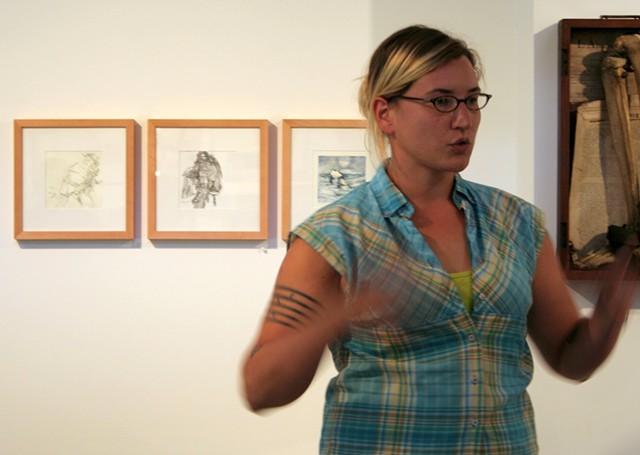 artist talk: Alexis Brown