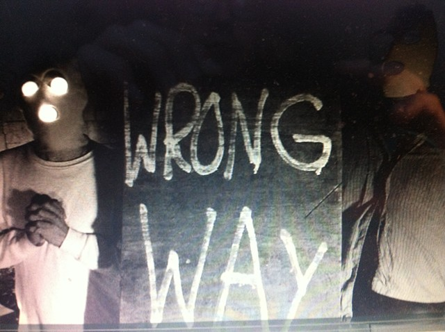 "Southern Gothic 5 : ""Wrong Way"""