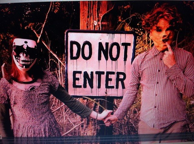 "Southern Gothic 3 : ""Do Not Enter"""