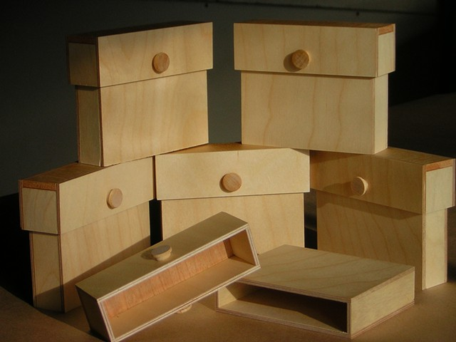 Clapp boxes