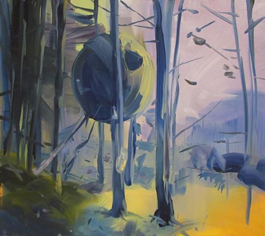 Tree Tent #2