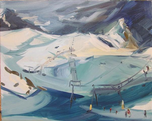 Ski Slope #2