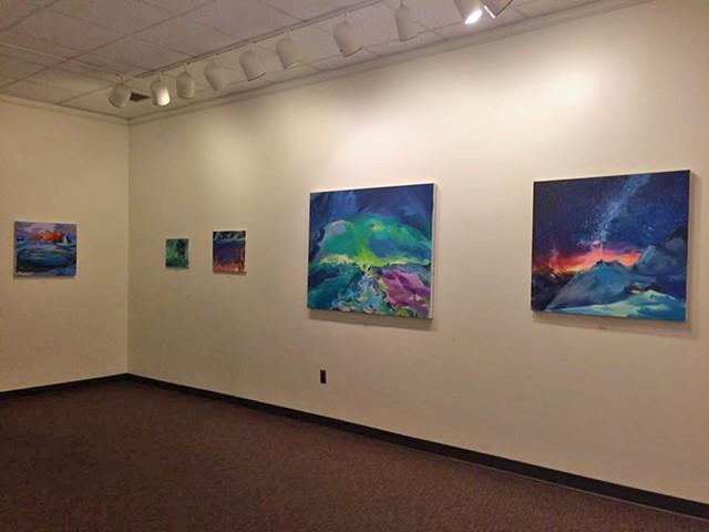 Penn State Altoona, McLanahan Gallery 2016