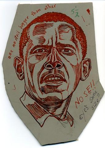 Abandoned block (Obama speaks)