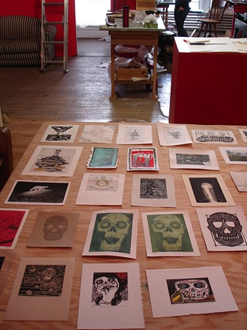 Prints submitted for Dead End III
