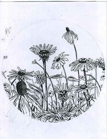 Wildflowers (Commission for the Wildflower Association of Michigan