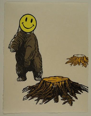 The Land Laid Bear