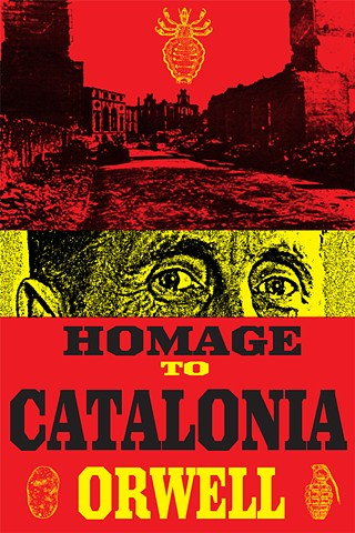 Homage to Catalonia (Variant cover 4)