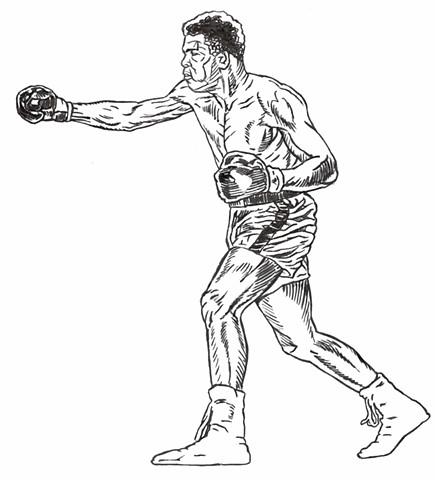 Ali boxing