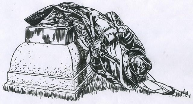 Monument (study)