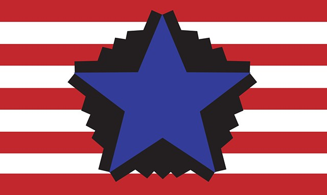 StealthStar Flag