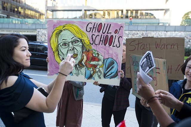 GHOUL (at the Acton Institute's 27th Annual Gala, DeVos Convention Center, where BD was keynote speaker.)