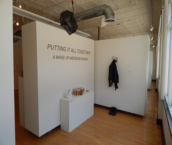 Putting It All Together, gallery view