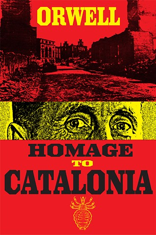 Homage to Catalonia (Variant cover 3)