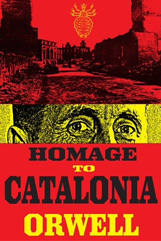 Homage to Catalonia (Variant cover 1)