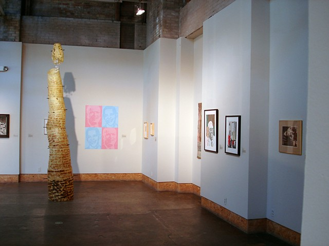 (S)Edition: Prints as Activism, gallery view (Linda Carreiro)