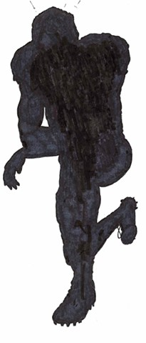 Kaep (silhouette 2)