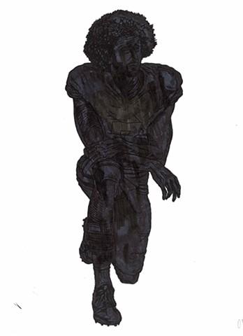 Kaep (silhouette)