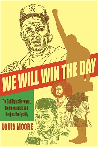 We Will Win the Day (cover design concept, declined by publisher)
