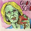 GHOUL of SCHOOLS (Greetings to Betsy D)