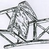 Broken chair (study)