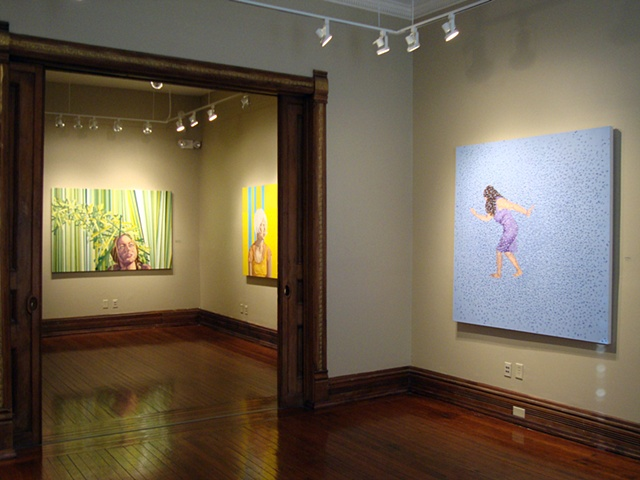The Thick Of It, Hall Street Gallery, Savannah, GA