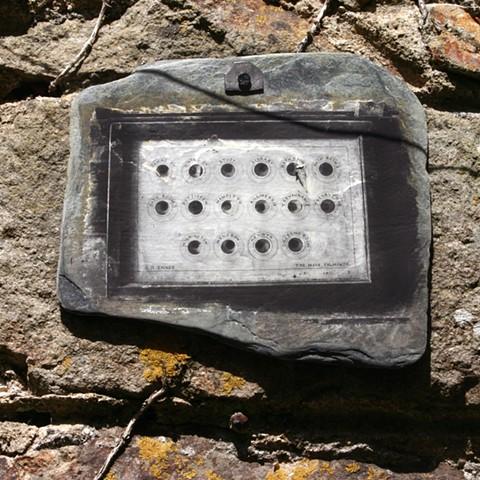 slate on wall 13