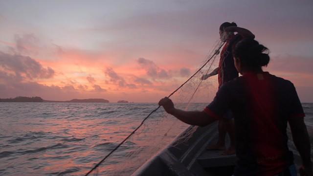 Bangkukuk Fishermen