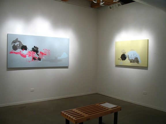Clearing Installation View 2  (Clearing 13 and Clearing 9)