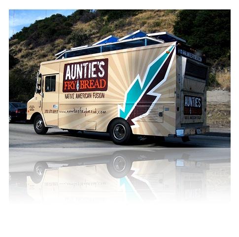Auntie's Fry Bread | Lunch Truck