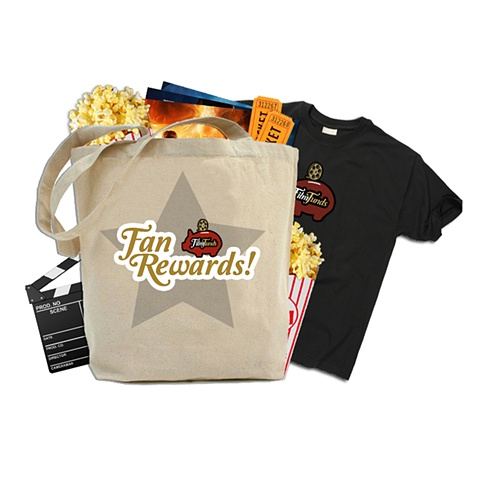 Film Funds | Goodie Bag
