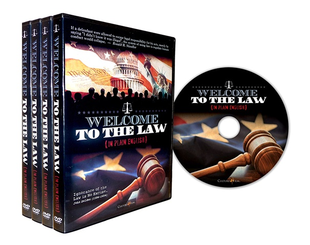 Cultures on Film • Welcome to the Law