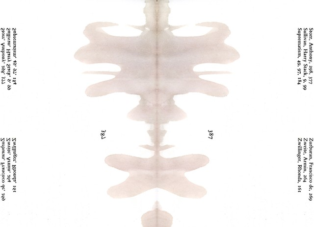 scanned and altered stains from library books
