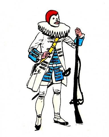 Clown Soldier