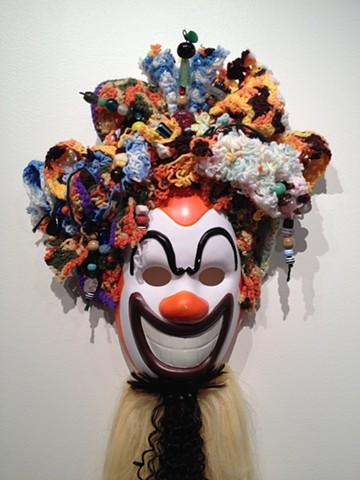 Untitled Mask, detail