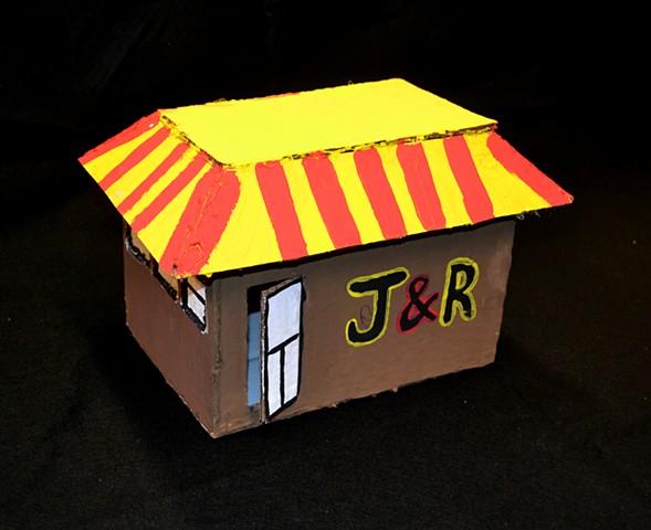 J & R
