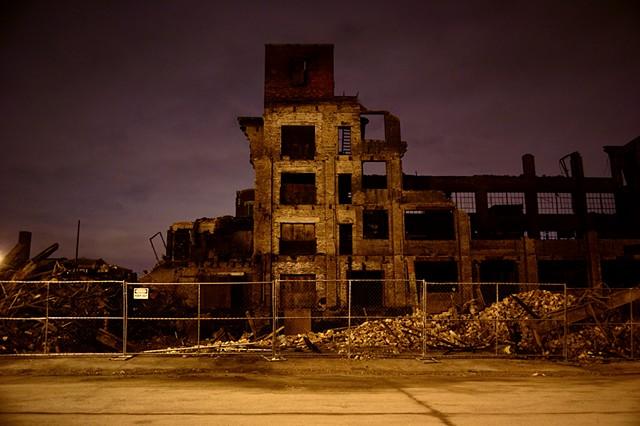 Harris Marcus Factory Bridgeport, Chicago, IL