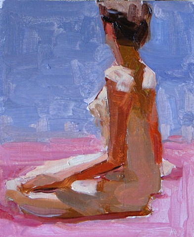 Seated Figure II