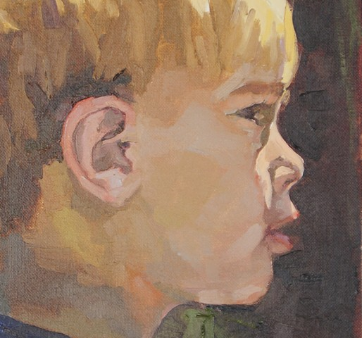 Little One (detail)