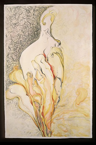 Goddess Series No.1: Womanhood