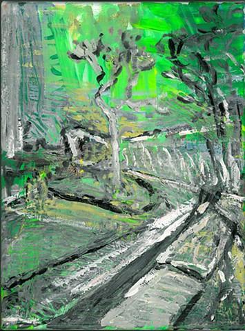 Lime Sparkill Graveyard