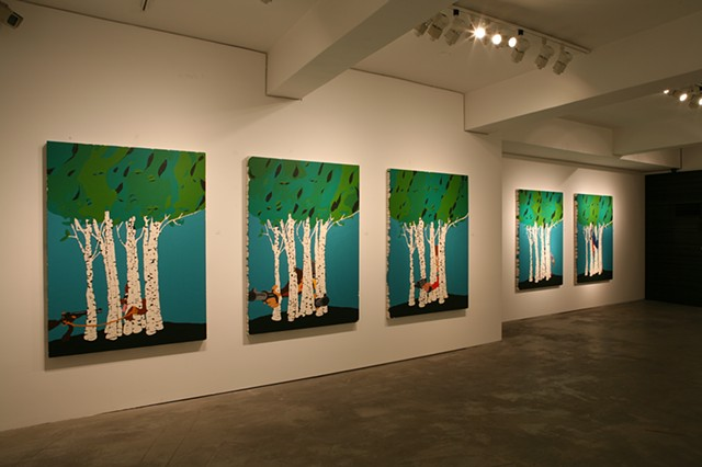 Paint By Number, DoArt Exhibition