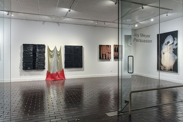 Persuasion, installation view