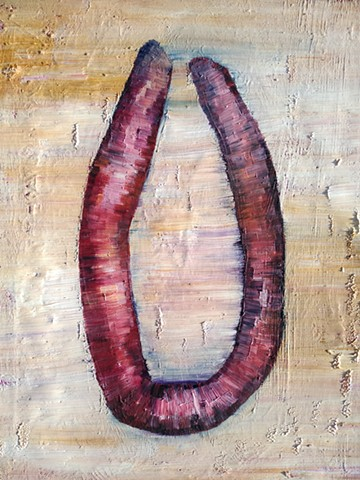 Untitled, The Chorizo Paintings