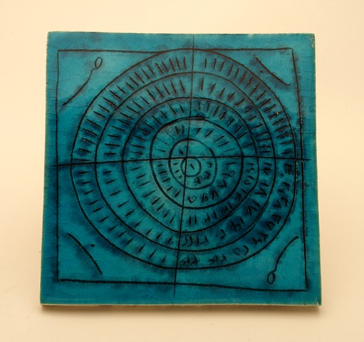 Ceramics, Arch, Tile, Persian, Iranian, Mirror, Persian pattern