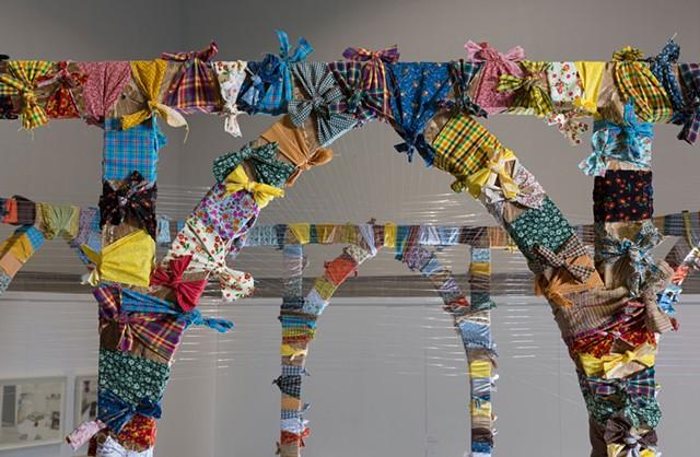 Ceramics, Arch, Tile, Persian, Iranian, Mirror, Persian pattern, Fabric, Dakhil, Tie