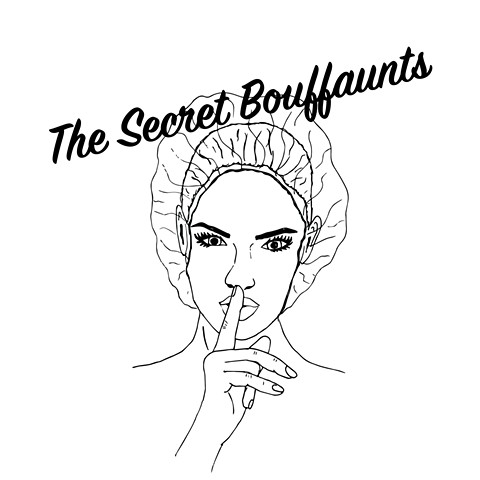 Secret Bouffants - album cover